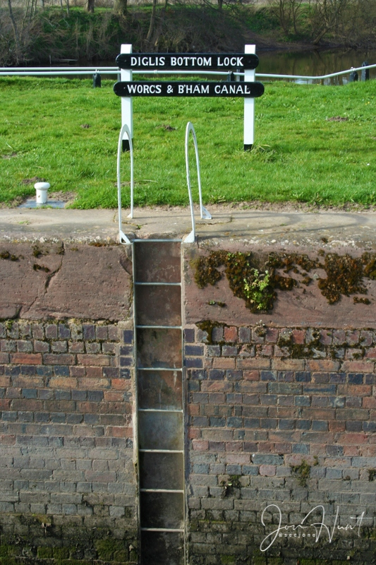Canal Ladder