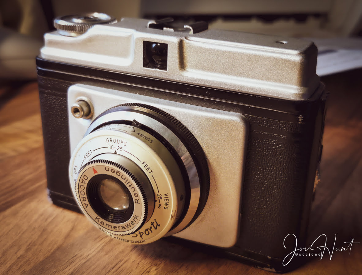 Ilford Camera