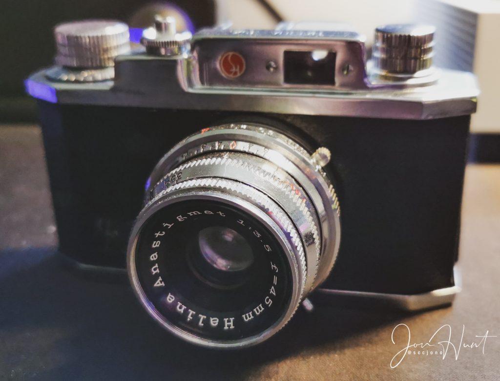 Halina Camera