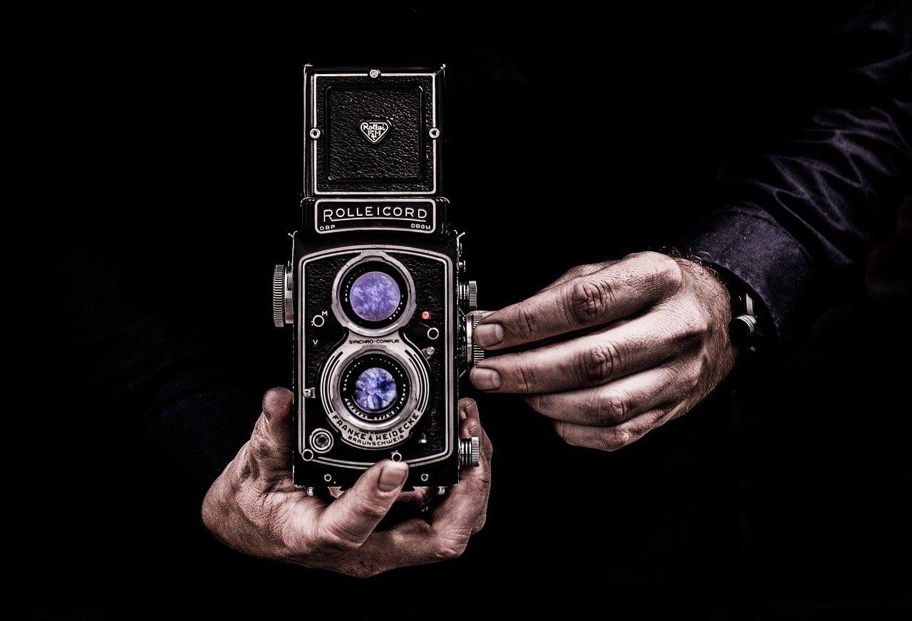 Stock Photo Camera