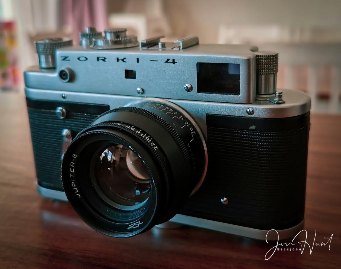 Zorki Camera
