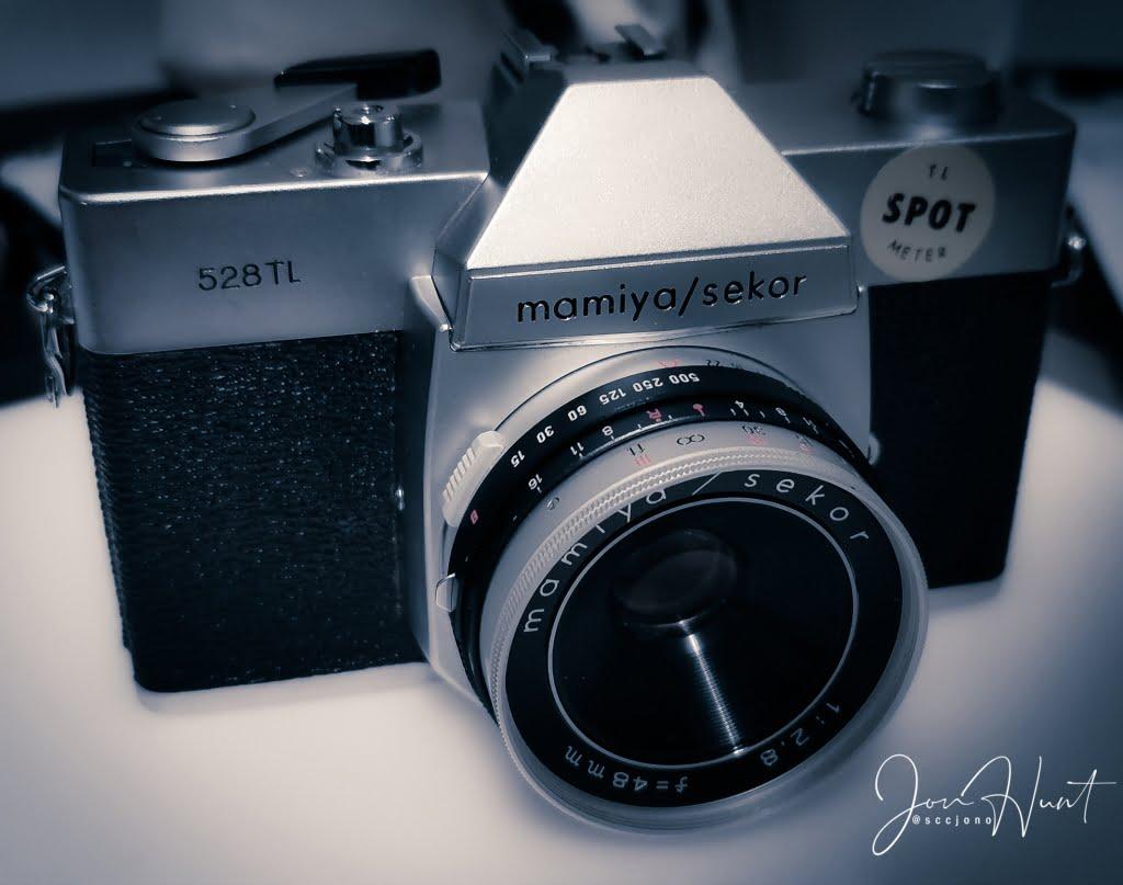 Mamiya Camera