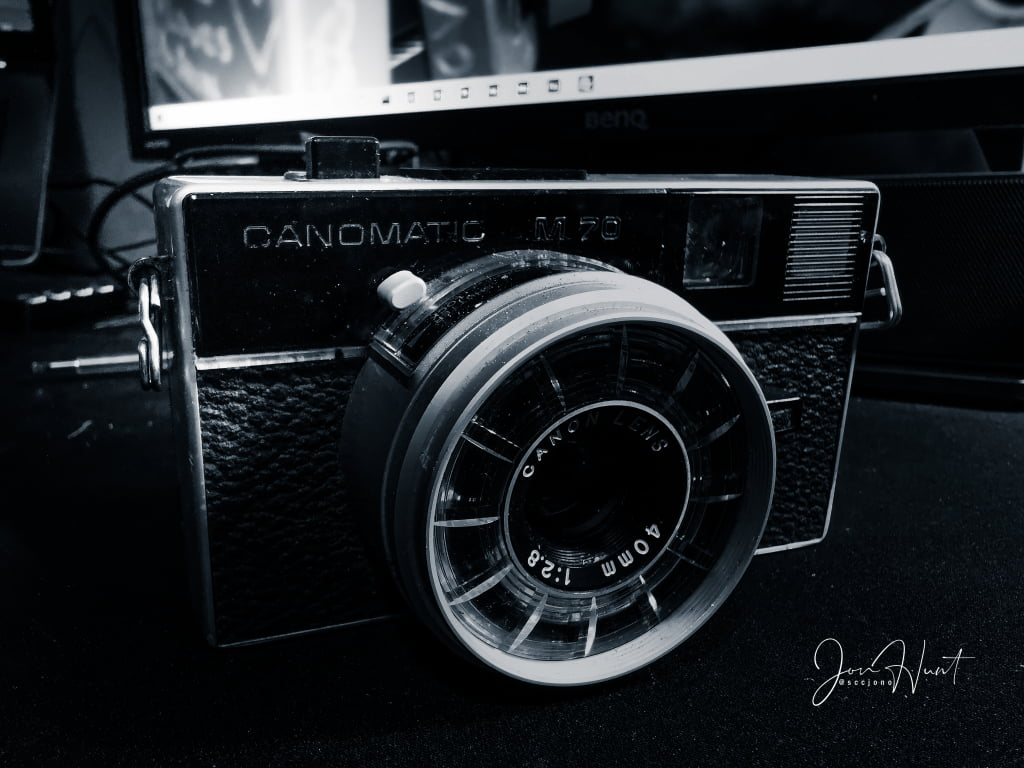 Canomatic Camera
