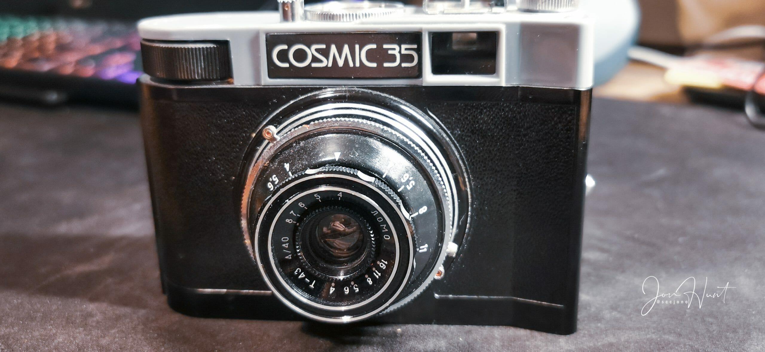 Cosmic Camera