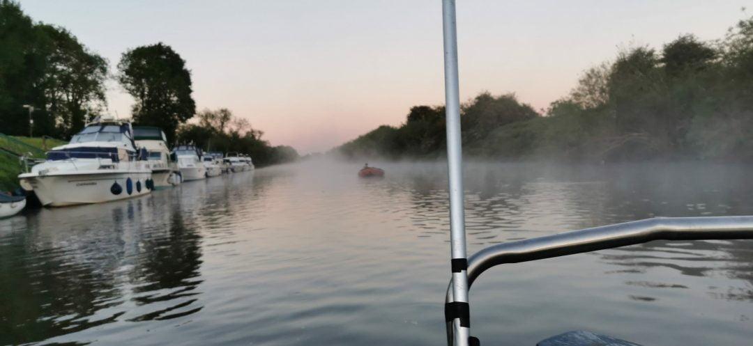 Misty Canoes
