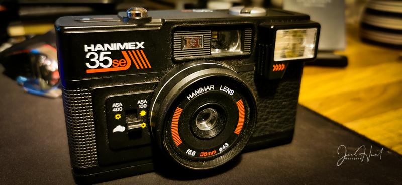 Hanimex Camera